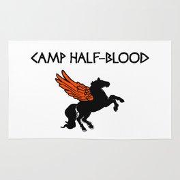 Camp Half-Blood Wings Rug
