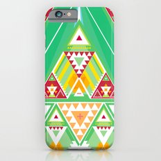 Triangle Indigenous Pattern iPhone 6s Slim Case
