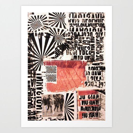 COPY Art Print