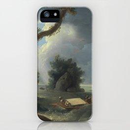 william-hodges iPhone Case