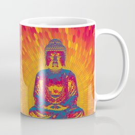 Crystal Buddha Coffee Mug