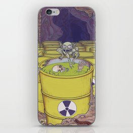 Radioactive Goblins iPhone Skin
