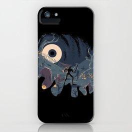 Sir Daniel Fortesque iPhone Case