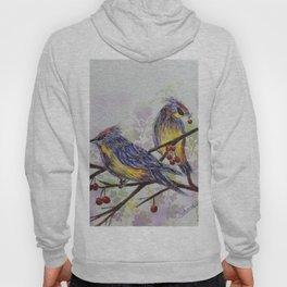 Love Birds 2 | oiseaux amoureux 2 Hoody