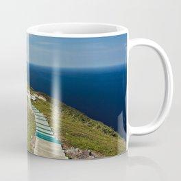 skyline walkway Coffee Mug