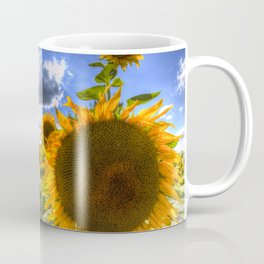 Sunflowers Of Summer Coffee Mug