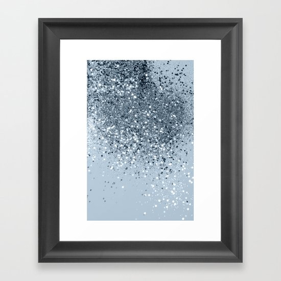 Cali Summer Vibes Lady Glitter #3 #shiny #decor #art #society6 by anitabellajantz