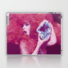 Bjork Low Poly Collection Laptop & iPad Skin