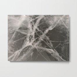 Shattered I Metal Print