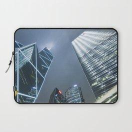Hong Kong Night City Laptop Sleeve