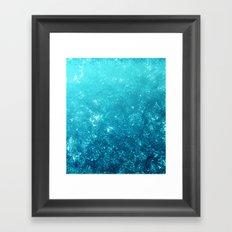 Frozen 001 Framed Art Print