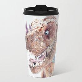 Bloodfen Raptor Dinosaur Travel Mug
