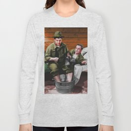 Abbott and Costello, Hollywood Legends Long Sleeve T-shirt