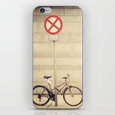 Parking lot iPhone & iPod Skin