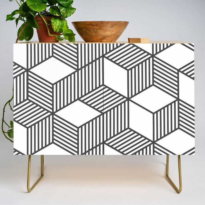 Geometric Cube 01