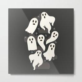 Ghosts Metal Print
