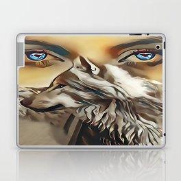 Spirit Of The Wolf Laptop & iPad Skin