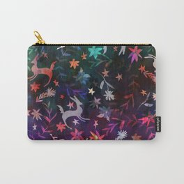Watercolour folk otomi II Carry-All Pouch