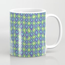 Diamonds are Forever-Jardin Colors Coffee Mug