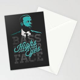 Bass & Highs Stationery Cards