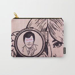 Swipe Left, Mod Chick Carry-All Pouch