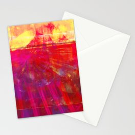 House in Bali Stationery Cards