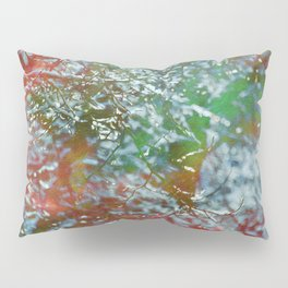 Green Frost Pillow Sham