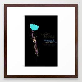 amapola Framed Art Print