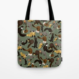 Martens of the World #1 Tote Bag