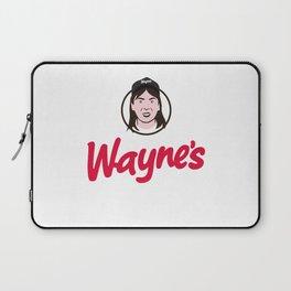 Wayne's Single #1 Laptop Sleeve