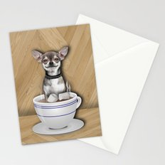 Tea Cup of Love Stationery Cards