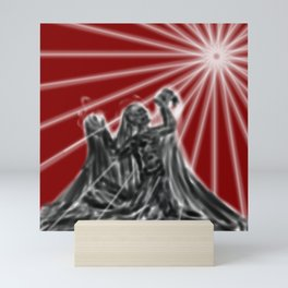 The brightness of apocolypse Mini Art Print
