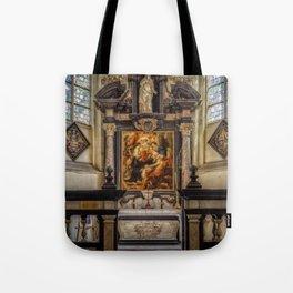 Rubens Grave Tote Bag