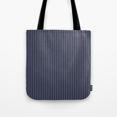 Grey stripes Tote Bag