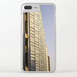 Mercer Court Clear iPhone Case