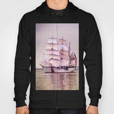 Tall Ships in Boston -USCG Hoody
