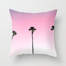 CALIFORNIA GIRLS Throw Pillow