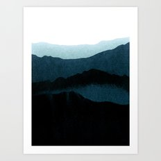igneous rocks 3 Art Print