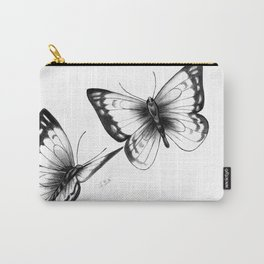 Do you like butterflies? Carry-All Pouch