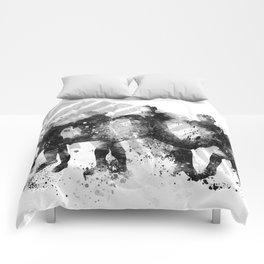 The Haka Comforters