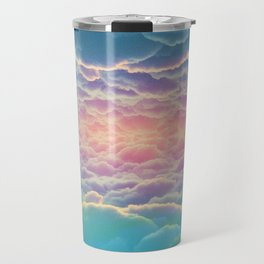 INSIDE THE CLOUDS Travel Mug