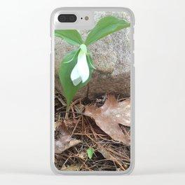 Trillium Clear iPhone Case