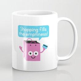 Retail Therapy Coffee Mug