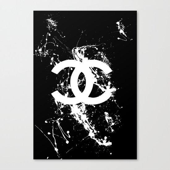 chnl Canvas Print
