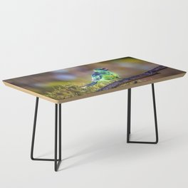 Mallee Ringneck Parrot Coffee Table