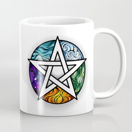Bright Pentagram Coffee Mug