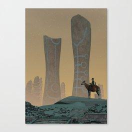 Kaddath Canvas Print