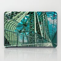 montreal iPad Cases featuring Montreal | Bridge by Simon Laroche