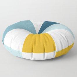 Modern Geometric 18/3 Floor Pillow