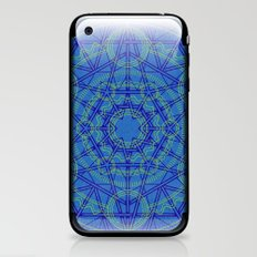 Geometraglyph IV iPhone & iPod Skin
